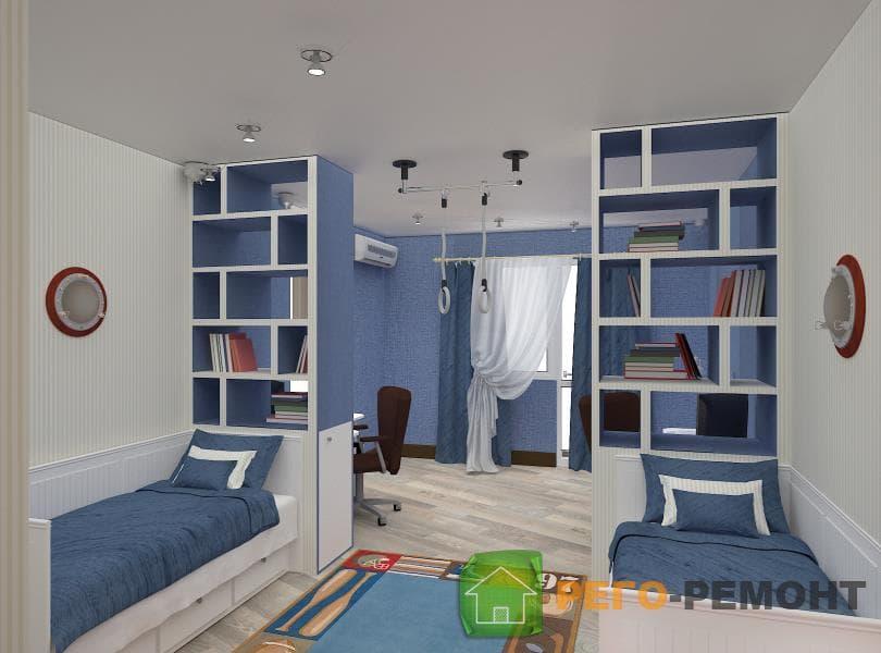 Детские комнаты дизайн интерьера фото