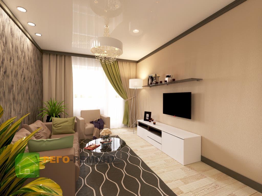 Дизайн квартиры омск цена