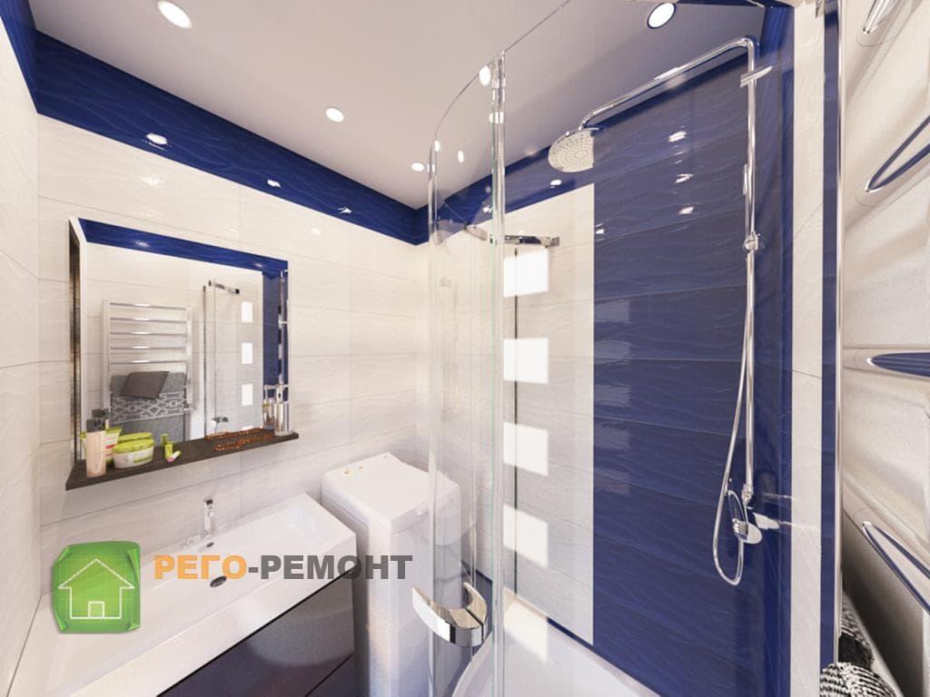 Ремонт дизайн в ванной комнате фото