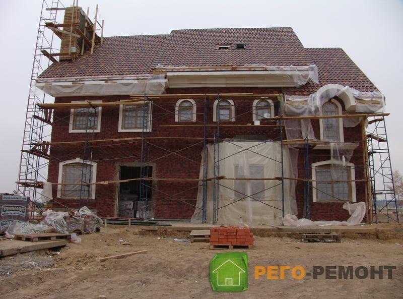Домкомплекты из сип панелей — двухэтажные дома