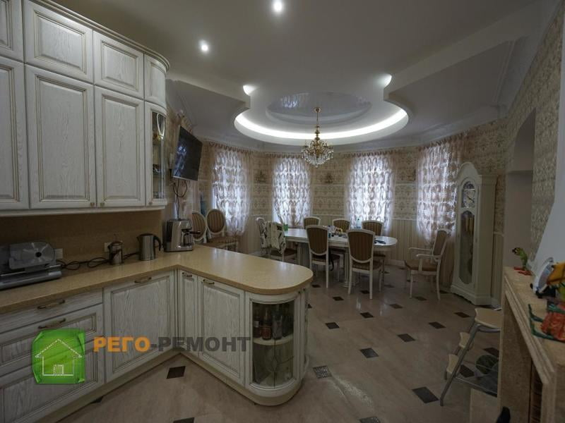 Внутренняя отделка коттеджей в Киеве: от поставки