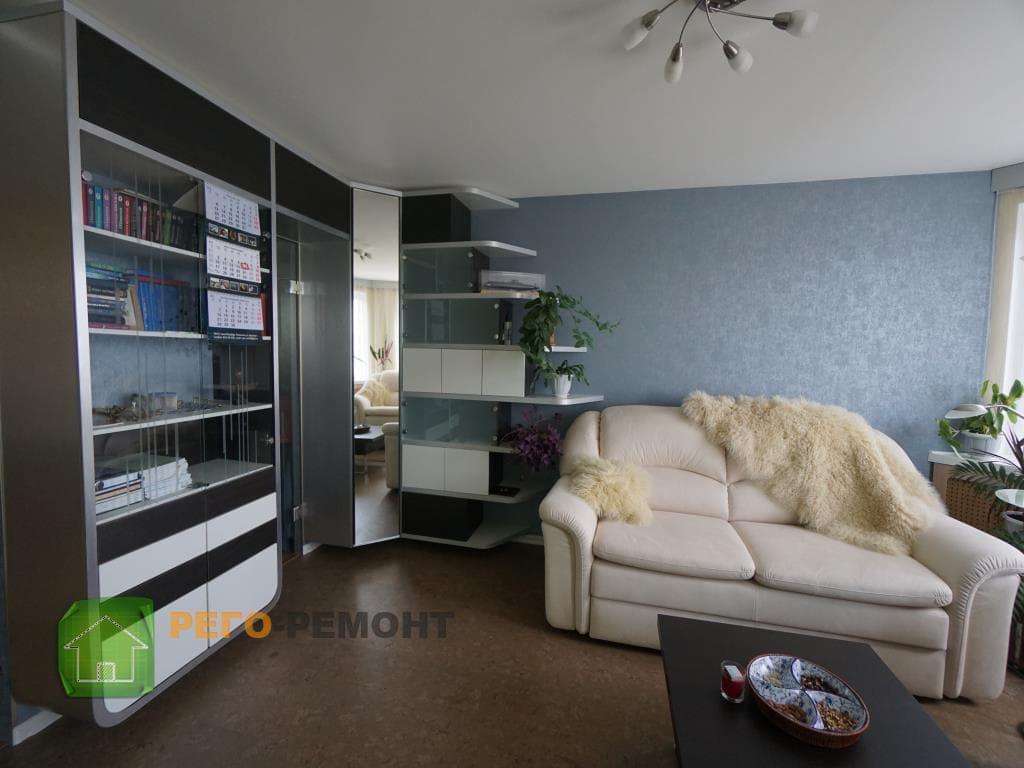 Ремонт вторичной квартиры в Санкт-Петербурге